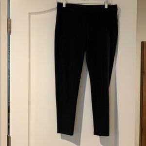 Black Jeggings with elastic waistband